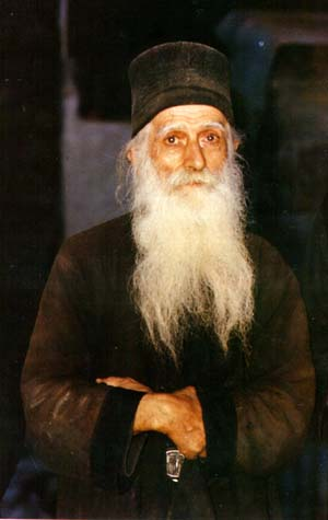 Athonite monk